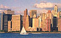 nyc sailboat charter